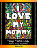Happy Mother's Day Coloring Book for Kids