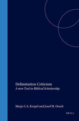 Delimitation Criticism PDF