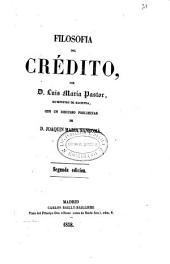 Filosofia del crédito