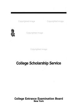 College Costs and Financial Aid Handbook PDF