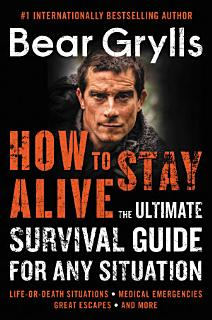 How to Stay Alive Book