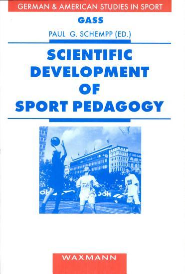 Scientific Development of Sport Pedagogy PDF
