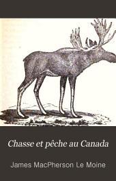Chasse et pêche au Canada