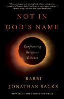 Not in God s Name PDF