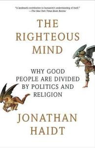 The Righteous Mind Book