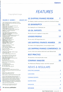 Lloyd s Shipping Economist PDF