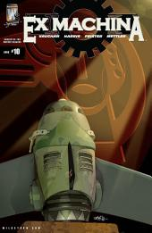 Ex Machina (2004-) #10
