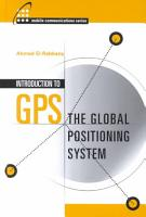 Introduction to GPS PDF
