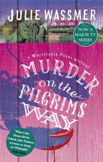 Murder on the Pilgrims Way Book