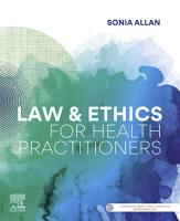 Law and Ethics for Health Practitioners   eBook PDF