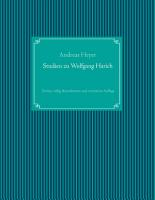 Studien zu Wolfgang Harich PDF