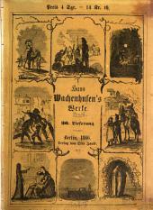 Hans Wachenhusen's Werke: Vom Verfasser veranstaltete, sorgfältig revidirte Ausgabe: Mit dem Porträt des Verfassers in Stahlstich, Band 13