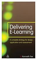 Delivering E learning PDF