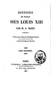 Histoire de France sous Louis XIII: Volume2