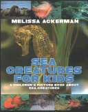 Sea Creatures for Kids