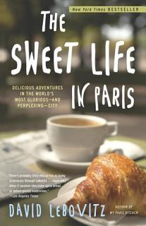 The Sweet Life in Paris Book