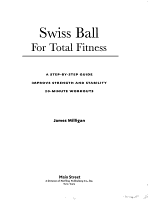 Swiss Ball for Total Fitness PDF