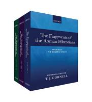 The Fragments of the Roman Historians PDF