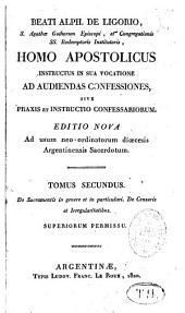 Homo apostolicus