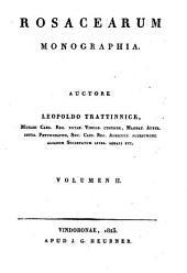 Rosacearum monographia: Volume 2