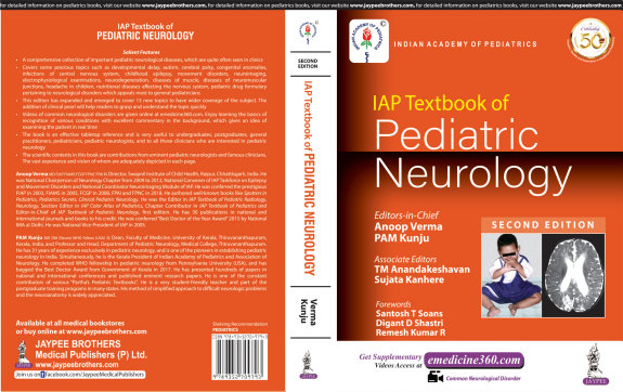 Iap Textbook Of Pediatric Neurology