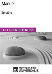 Manuel d'Épictète: Les Fiches de lecture d'Universalis