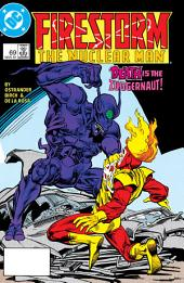 Firestorm: The Nuclear Man (1987-) #69