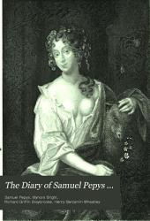 The Diary of Samuel Pepys: Volume 8
