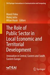 The Role of Public Sector in Local Economic and Territorial Development PDF