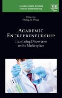 Academic Entrepreneurship PDF
