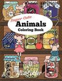Super Cute Animals Coloring Book PDF
