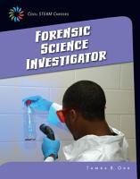 Forensic Science Investigator PDF