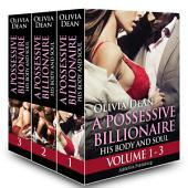 Boxed Set: A Possessive Billionaire - Vol. 1-3: His, Body and Soul
