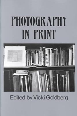 Photography in Print