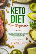 Keto Diet For Beginners PDF