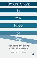 Organizations in the Face of Crisis PDF