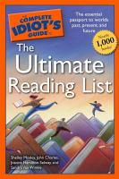 The Complete Idiot s Guide to the Ultimate Reading List PDF