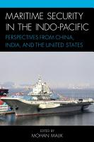Maritime Security in the Indo Pacific PDF