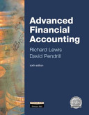 Advanced Financial Accounting with Students Guide to Accounting and Financial Reporting Standards