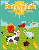 Fram Animals Preschool Acitivity Workbook