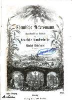 Der chemische Ackersmann PDF