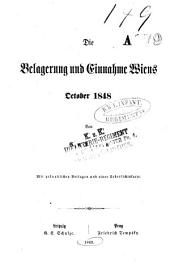 Geschichte Oesterreichs vom Ausgange des Wiener October-Aufstandes 1848