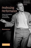 Professing Performance PDF