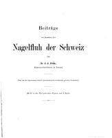 Neue Denkschriften der Allg  Schweizerischen Gesellschaft f  r die Gesammten Naturwissenschaften PDF