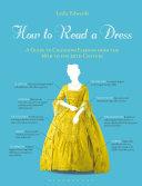 How to Read a Dress PDF