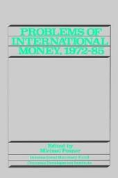 Problems of International Money, 1972-85: Page 94