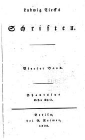 Schriften: -5.Bd. Phantasus