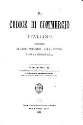 Il Codice di commercio italiano: Volume 2