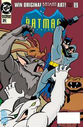 The Batman Adventures (1992-) #21