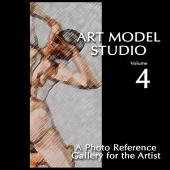 Art Model Studio, Vol. 4: A Photo Reference Gallery for the Artist